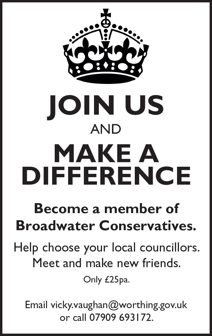 Join Broadwater Conservatives