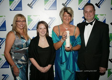 WORTHING BUSINESS AWARDS