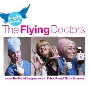 Birdman - The Flying Doctors