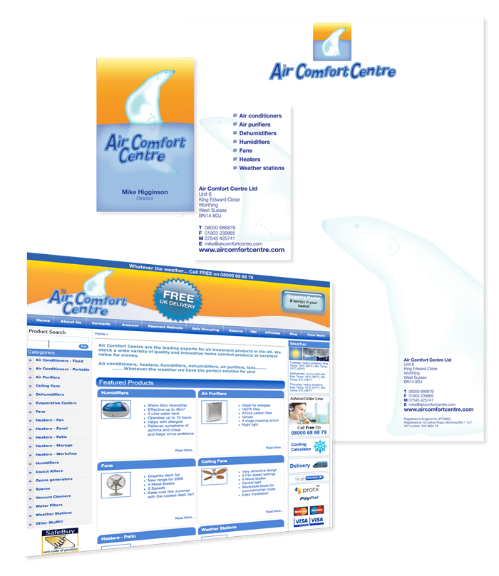 The Air Comfort Centre