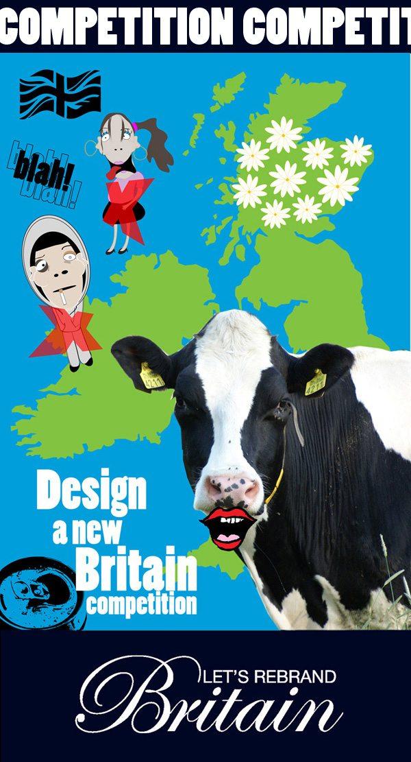 DESIGN A NEW BRITAIN