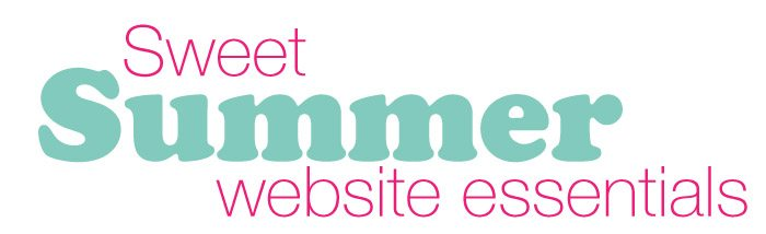 Website blogging