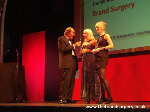 The Brand Surgery and Fred Dinenage