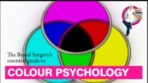 Colour Psychology presentation from The Brand Surgery