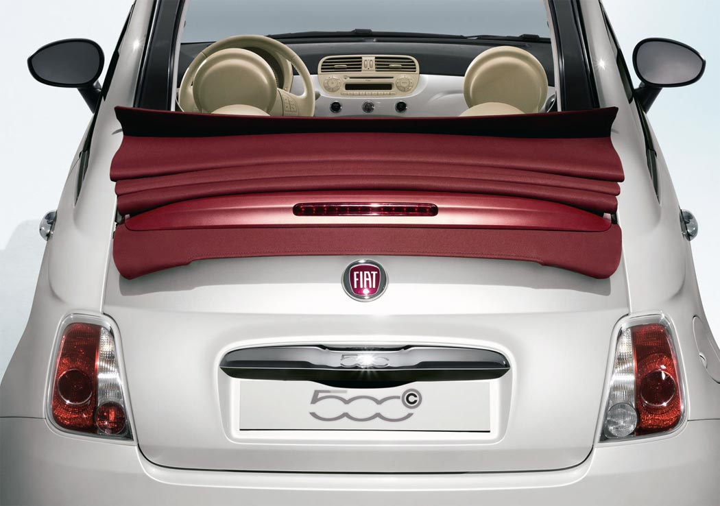 Excellent branding - The Fiat 500