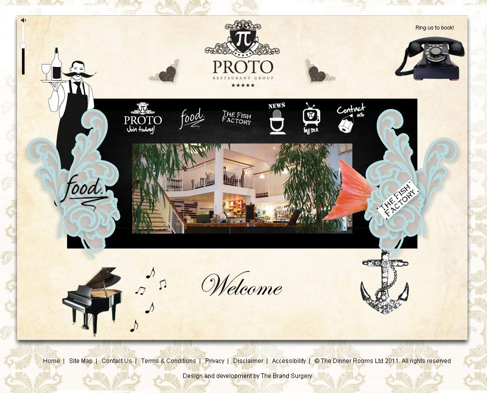 New Proto Home Page