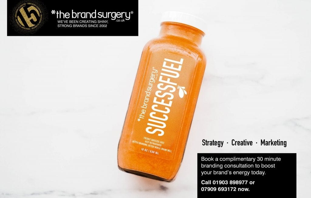 RELAUNCH – Successfuel from The Brand Surgery