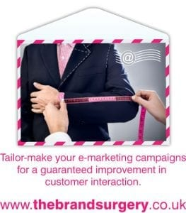 E-marketing campaign success – it's all in the segmenting!