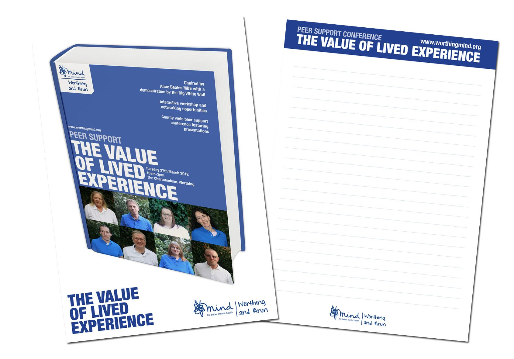 PEER2PEER - THE VALUE OF LIVED EXPERIENCE