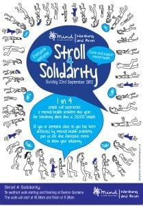 STROLL 4 SOLIDARITY - WORTHING AND ARUN MIND