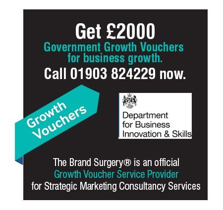 Government Growth Voucher Service Provider Marketing Consultancy