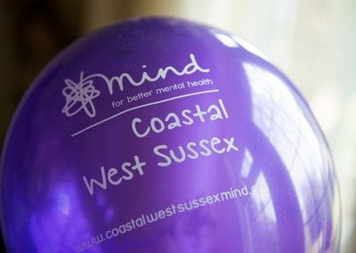 Creative design for charities: Coastal West Sussex Mind