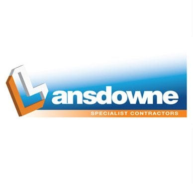 Logo design for construction industry – Lansdowne Building Contractors