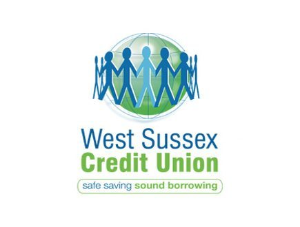 Logo design third sector – West Sussex Credit Union
