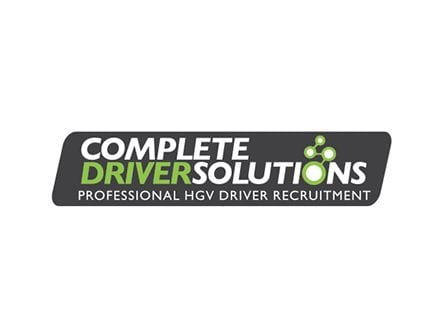 Complete Driver Solutions logo design