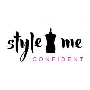 Logo and website design for Style Me Confident