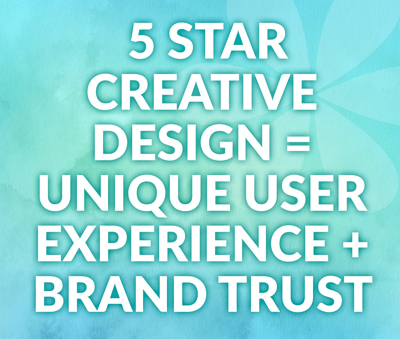 Creative design - The Brand Surgery - for brand trust
