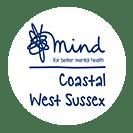Coastal West Sussex Mind logo