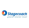 Stagecoach logo - branding and event launch for Stagecoach South
