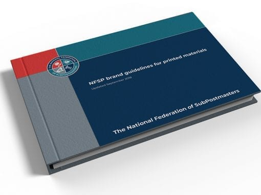 Brand refresh for National Federation of Sub Postmasters