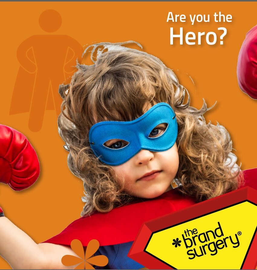 Brand archetypes - the hero - Heroes are ambitious and want to be rescuers for need of admiration (covered in the Transactional Analysis lecture)