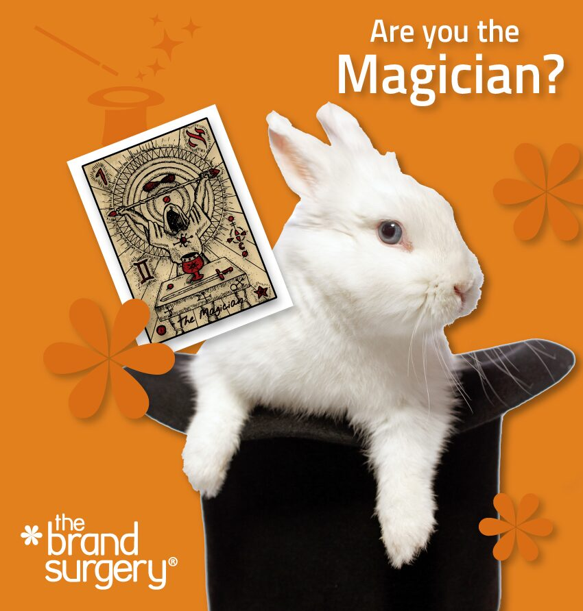Brand archetypes: The Magician - The Magician wants to make dreams come true, turn water to wine, to perform alchemy Beauty companies promise to transform old skin to young skin, technology companies transform inefficient to efficient, pharmaceuticals transform sick to health