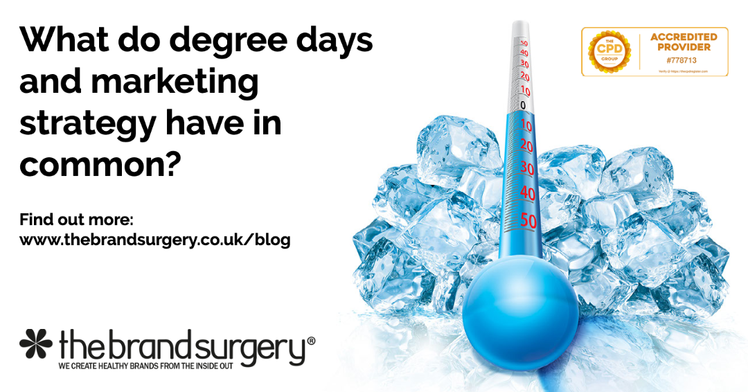 What do degree days and marketing have in common? Marketing in the energy management industry