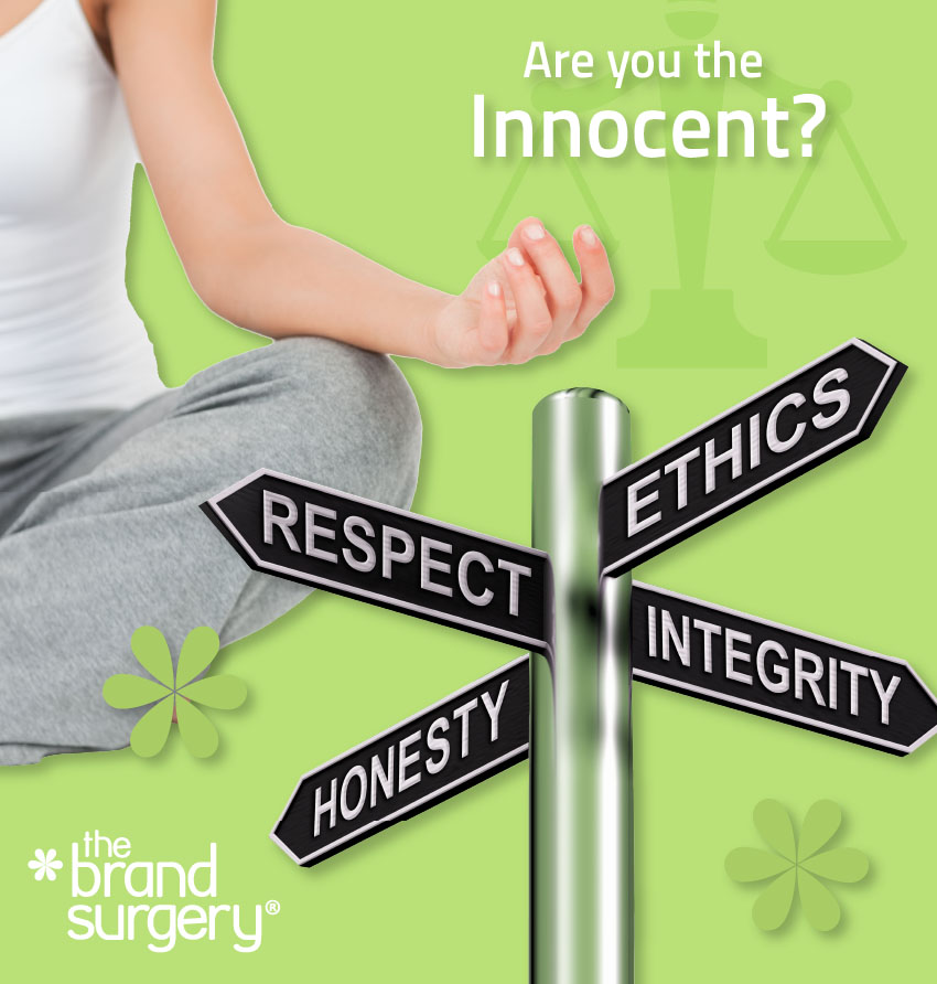 Brand Archetype: The Innocent - Marketing Psychology from the Inside Out