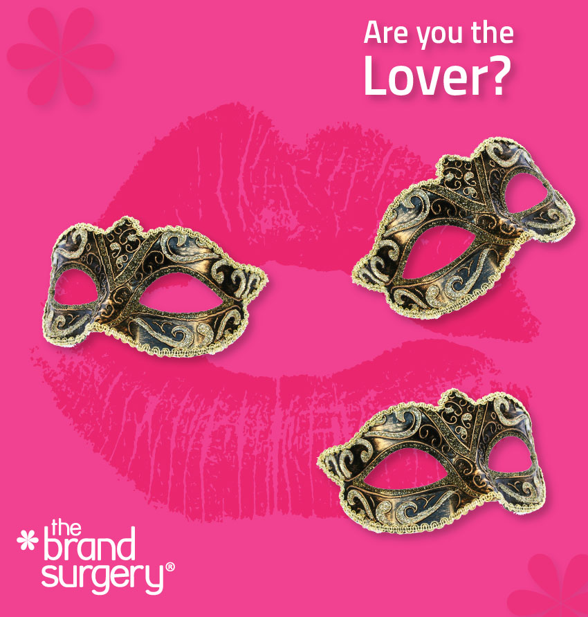 Brand Archetype: The Lover - Marketing Psychology from the Inside Out