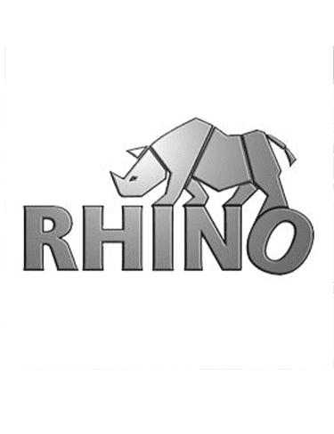 suzkuki rhino logo design rebrand