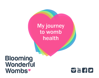 Blooming Wonderful Wombs - My story to womb heallth