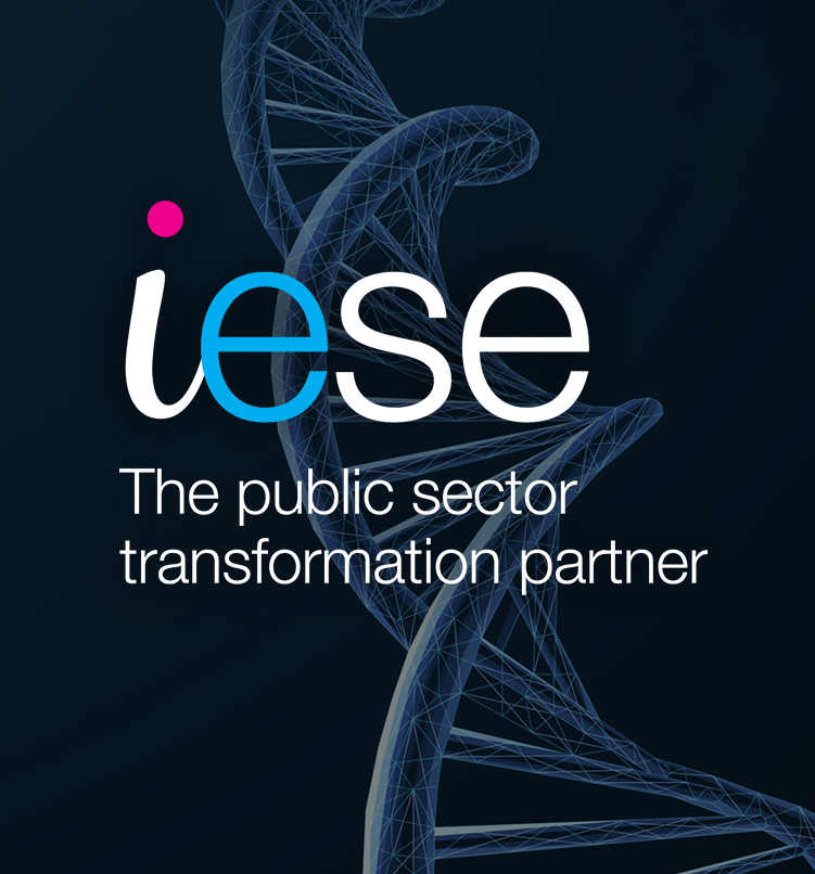 Rebrand for iese public sector consultants
